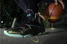 ILLUSTRATED MOTION | The Nike LeBron 11 'King's Pride'