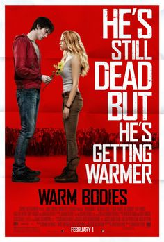 Warm Bodies - decent rom-com, as soon as you heard characters' names the plot is given away.