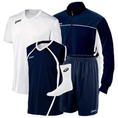 Men's ASICS Volleyball Team Package #4 $110.05