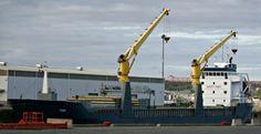 | Ports | @HfxShippingNews: | Sara with Rail.: The General Cargo ship Sara arrived yesterday form Poland with a… #Ports_HfxShippingNews_