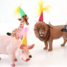 Party Animal Hats