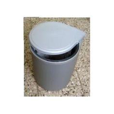 odpadkový koš 13l šedý plast