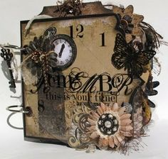 TimePiece album by Steff, so pretty!