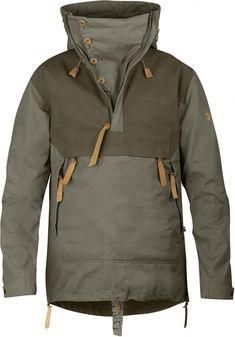 Fjällräven anorak no. 8 – Tarmac - My all time favorit jacket! #fjellreven #Fjallraven #fjällräven #anorak