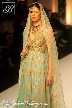 Meera & Muzaffar Ali Aamby Valley India Bridal Week 2013 | Lehengas & Sarees | Bigindianwedding