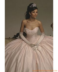 Pink Wedding Dresses Front,Back and Detailed Pictures - Ball Gown Strapless Sweetheart Basque Satin Wedding Dress - Style Sell Wedding Dress, Pink Gowns, Wedding Dresses For Sale, Colored Wedding Dresses, Wedding Dress Styles, Bridal Dresses, Wedding Gowns, Bridesmaid Dresses, Prom Dresses