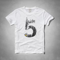 Mens Photoreal Graphic Tee | Mens Graphic Tees | Abercrombie.com