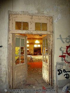 Eierhäuschen, Restaurant, Kneipe, Berlin, verlassene, abandoned, planterwald