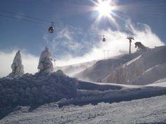 Ski resort Nassfeld Hermagor in Carinthia, Austria...love this place