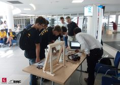 Husarion at European Rover Challenge 2016