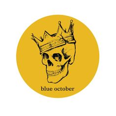 Vinyl Cd, Cricut Vinyl, Blue October, October 27, Make Your Own Stickers, Tattoo Designs, Tattoo Ideas, Nail Designs, Music Artists