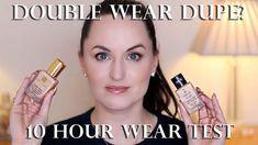 Double Wear Dupe? Estee Lauder Double Wear vs Primark Longwear Ultimate Matte Foundation