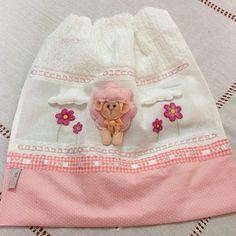 Toalha Bebê ovelha - Dom de Três