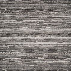 The G2702 Charcoal upholstery fabric by KOVI Fabrics features Solid, Stripe pattern and Black, Gray as its colors. It is a Woven, Texture, Chenille type of upholstery fabric and it is made of 70% Polyester, 25% Cotton, 5% Viscose material. It is rated Exceeds 47,000 double rubs (heavy duty) which makes this upholstery fabric ideal for residential, commercial and hospitality upholstery projects.This upholstery fabric is 54 inches wide and is sold by the yard in 0.25 yard increments or by the…