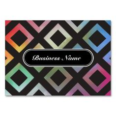 Retro tie dye business cards business cards and business colourmoves