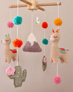 Mesmerizing Crochet an Amigurumi Rabbit Ideas. Lovely Crochet an Amigurumi Rabbit Ideas. Crochet Diy, Crochet Baby Toys, Crochet Animals, Crochet Crafts, Baby Knitting, Crochet Projects, Knitting Ideas, Mobiles En Crochet, Crochet Mobile