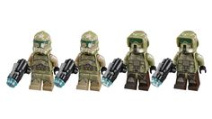 LEGO.com Star Wars Products - Episodes I-VI - 75035 Kashyyyk Troopers™
