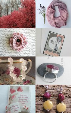 Early Spring Roses by Peggy on Etsy--Pinned with TreasuryPin.com