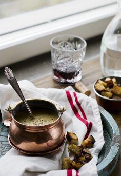 """Receta 112: Puré de garbanzos » 1080 Fotos de cocina  - proyecto basado en el libro """"1080 recetas de cocina"""", de Simone Ortega. http://www.alianzaeditorial.es/minisites/1080/index.html"""