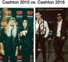 That blood on 2016 Cashton is the blood from all the Cashton shippers who died because of this ship. 5sos Funny, 5sos Memes, Funny Cute, 5sos Ashton, 1d And 5sos, Ashton Irwin 2017, Ashton Irwin Hot, 5sos Imagines, 5secondsofsummer