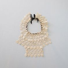 Antique Lace Collar, by sparvintheieletree, $36.00.