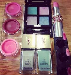 YSL SPRING 2013 - Armocromia Make Up