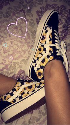 sunflower vans 🌻