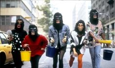 The Guerrilla Girls: 30 years of punking art world sexism