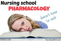 A new online resources to make pharmacology easier to understand for nursing students!