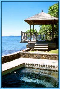 Young Island: Secluded Honeymoon Cottage Honeymoon Package from Unforgettable Honeymoons at Unforgettable Honeymoons