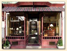 Vintage Storefront.