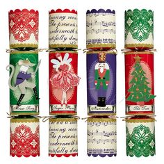 Wee Birdy - Page 2 of 96 - The insider's guide to shopping, design, interiors, travel, fashion and beauty - Christmas Crackers German Christmas, Christmas Paper, Christmas 2015, Christmas Carol, Family Christmas, All Things Christmas, Christmas Crafts, Xmas, Christmas Ideas