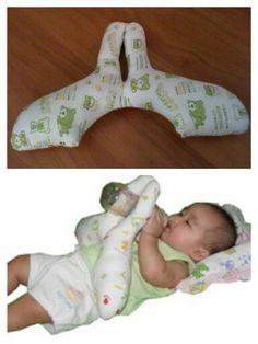 bottles for triplets   Baby Bottle Holder Prop Pillow ...