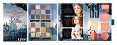 Nyx, Dark Shadows http://paroleacolori.com/make-film-e-serie-tv-non-sono-mai-stati-cosi-fashion/