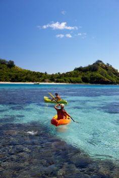 Mantaray Island Resort epitomises the perfect Fijian holiday. #fiji #islands #travel