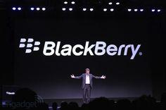 WSJ: Facebook quiere comprar BlackBerry