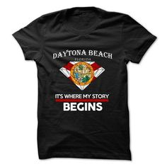 Daytona Beach - Florida - Its Where My Story Begins ! Ver 5 #city #tshirts #Daytona Beach #gift #ideas #Popular #Everything #Videos #Shop #Animals #pets #Architecture #Art #Cars #motorcycles #Celebrities #DIY #crafts #Design #Education #Entertainment #Food #drink #Gardening #Geek #Hair #beauty #Health #fitness #History #Holidays #events #Home decor #Humor #Illustrations #posters #Kids #parenting #Men #Outdoors #Photography #Products #Quotes #Science #nature #Sports #Tattoos #Technology…