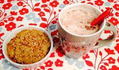 Crumble poires chocolat / Zabou s'éclate en cuisine
