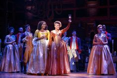 Michael Luwoye, Joshua Henry, and Rory O'Malley lead the tour of the hit Lin-Manuel Miranda musical.