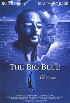 The Big Blue!! I love this movie.  I love the soundtrack I love Luc Besson and Jean Reno