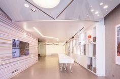 Lichtlijnen en wandarmaturen van Modular in the Concept Gallery / NIKO NV