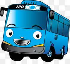 Ideas For Cars Illustration Transportation Auto Illustration, House Illustration, 2nd Birthday Parties, Boy Birthday, Bus Cartoon, Cartoon Ideas, Tayo The Little Bus, Cardboard Box Houses, Transportation Activities