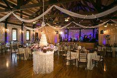 Brides: Houston Real Wedding: An Elegant Spring Celebration at Amber Springs