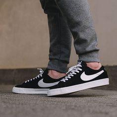 Keep it easy with the Nike SB Blazer Low. Pic via @overkillshop # sneakerfreaker #snkrfrkr #nikesb #blazer via SNEAKER FREAKER MAGAZINE  OFFICIAL INSTAGRAM ...