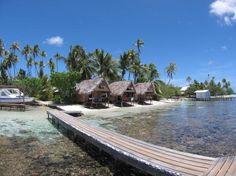 Tetamanu, French Polynesia
