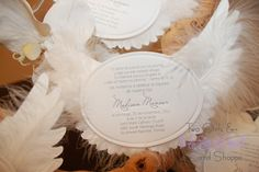 Angel Baby Shower Decorations Angel Themed Baby Shower with Really