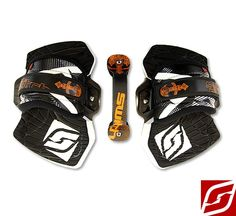 Pads and Straps Kit - Freestyle - Board - Spare Parts