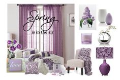 """spring is in the air"" by jesslea85 ❤ liked on Polyvore featuring interior, interiors, interior design, home, home decor, interior decorating, Softline Home Fashions, Bliss and Marks & Spencer"