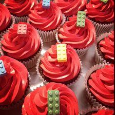 Lego Cakes by Nene.   Lego Candy. Vanilla buttercream. Chocolate Cravers Cake.
