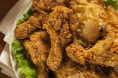 Jamaican fried chicken is in a class of its own. You have not tried Fried Chicken till you try Jamaican fried chicken. Authentic Jamaican fried chicken is infused with our unique mixture of seasoning that keeps people coming back for more. The prep time for Jamaican Fried Chicken is about 20 minutes, with a cooking … Jamaican Fried Chicken Recipe, Paleo Fried Chicken, Fried Chicken Ingredients, Fried Chicken Drumsticks, Coconut Chicken, Fried Chicken With Flour, Chicken Curry, Chicken Bacon, Jamaican Dishes